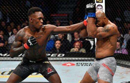 UFC 248 Adesanya x Romero