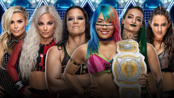 Card final Elimination Chamber