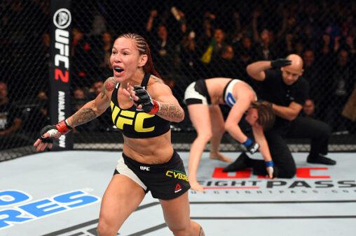 Reprodução -Divulgação/UFC