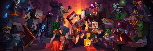 Minecraft Dungeons tinha lançamento previsto para abril de 2020