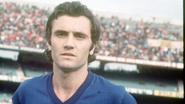 Roberto Perfumo foi um dos grandes zagueiros da história do Cruzeiro
