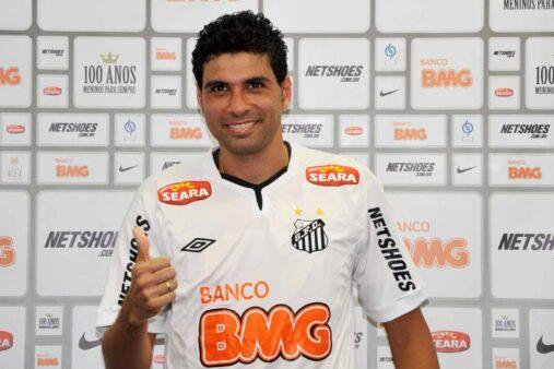 Camisa 10 do Santos