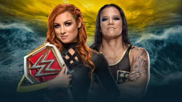 Becky Lynch vs. Shayna Baszler