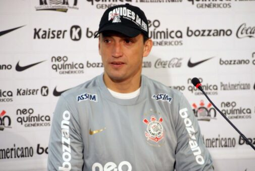 Goleiros passagem Corinthians