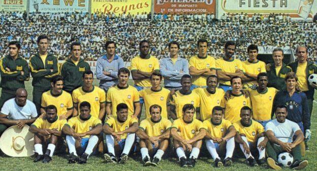 Brasil na Copa de 1970