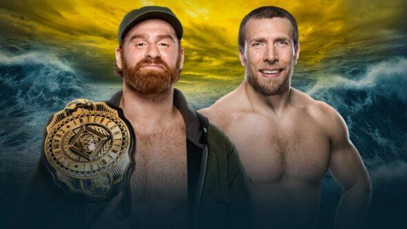 Sami Zayn vs. Daniel Bryan