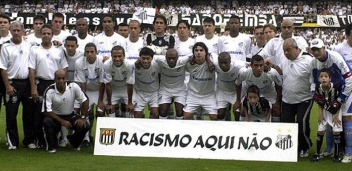 Divulgação/ Site oficial Santos FC