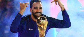 A França tinha 4 jogadores com mais de 30 anos na Copa do Mundo de 2018, lembra quais são?