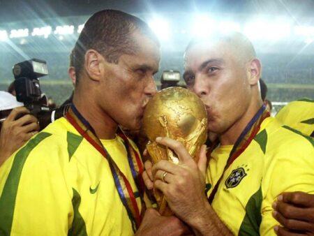 Rivaldo foi essencial no penta.