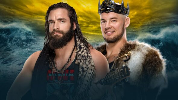Elias vs. King Corbin
