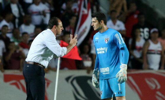 Por onde anda Denis ex-goleiro do São Paulo