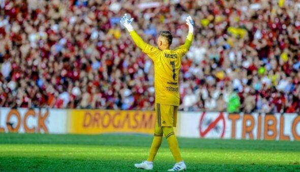 Diego Alves Flamengo