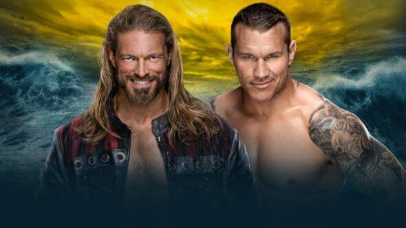 Edge vs. Randy Orton
