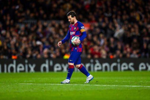 Há 13 anos Messi marcava um gol antológico contra o Getafe