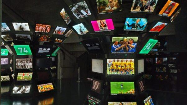Reprodução/ Facebook oficial Museu do Futebol