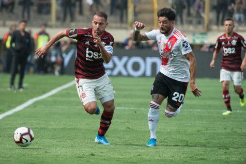Flamengo x River Plate, final da Libertadores 2019