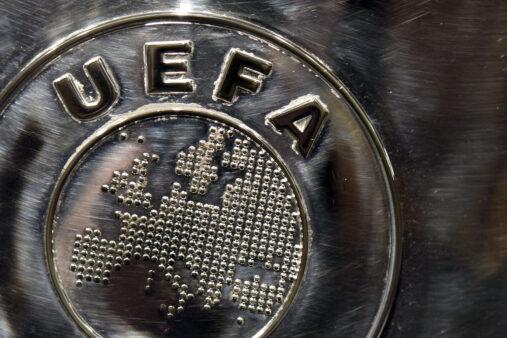 UEFA messi cristiano