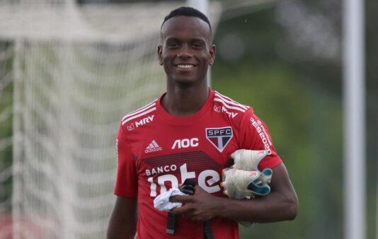 Jogadores promissores, Helinho, São Paulo