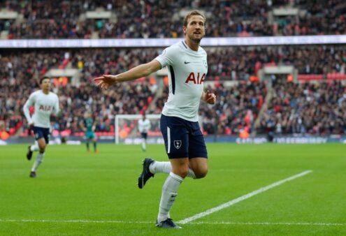 Kane pode deixar o Tottenham.