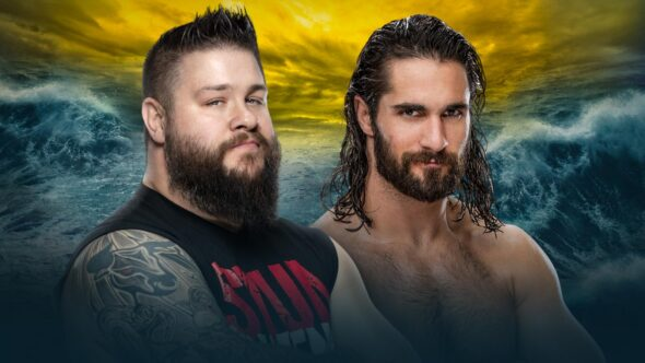 Kevin Owens vs. Seth Rollins