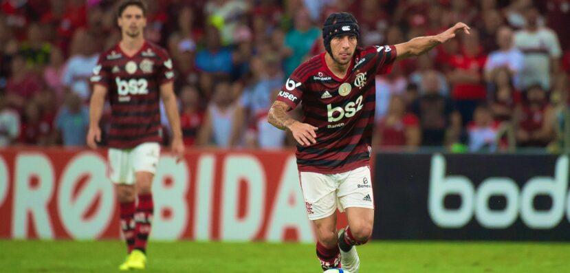 """Rafinha revela """"ritual"""" inusitado antes dos jogos do Flamengo"""