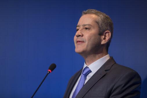 Rogério Caboclo, presidente da CBF conmebol eliminatórias