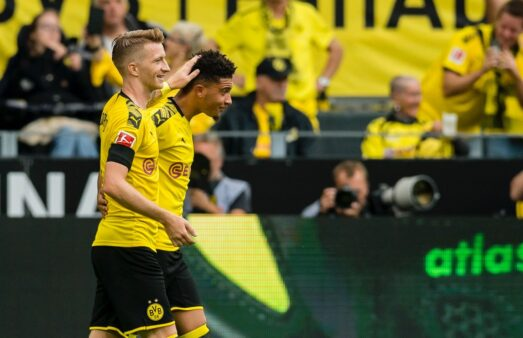 Reus aconselhou Sancho a ficar no Borussia.