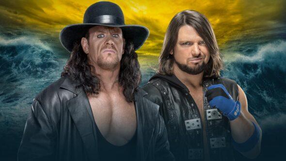 The Undertaker vs. AJ Styles