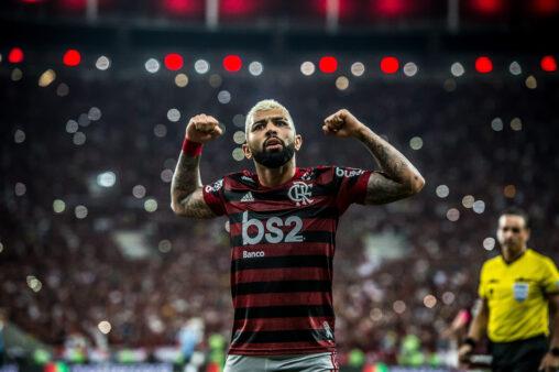 artilheiros brasileiros Libertadores