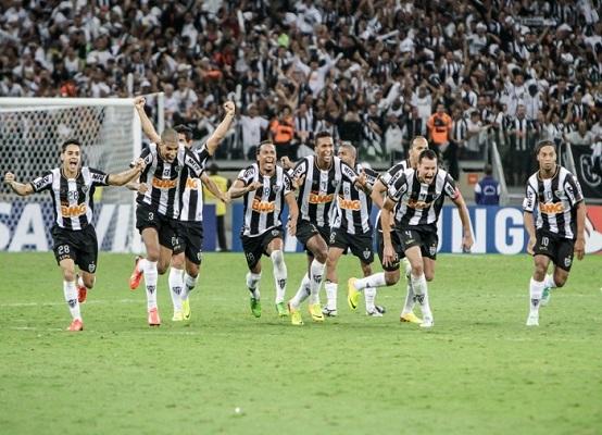 Galo supera o Olímpia nos pênaltis e conquista a Libertadores de 2013 no Mineirão (Foto: Bruno Cantini/ Atlético-MG)