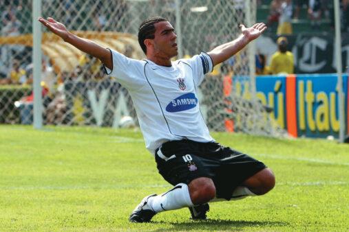 Tevez Corinthians