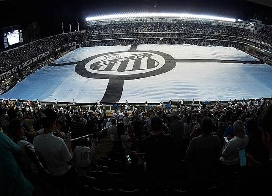 Pedro Ernesto Guerra Azevedo/ Flickr oficial Santos FC