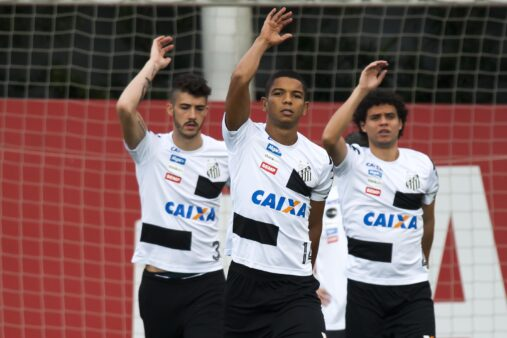 Jogadores odiados torcida do Santos