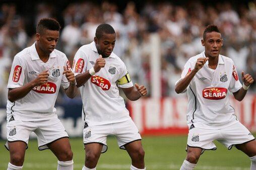 Reprodução/ Flickr oficial Santos FC