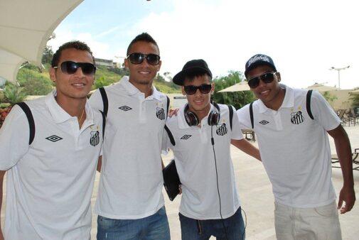 Meninos da Vila, Santos