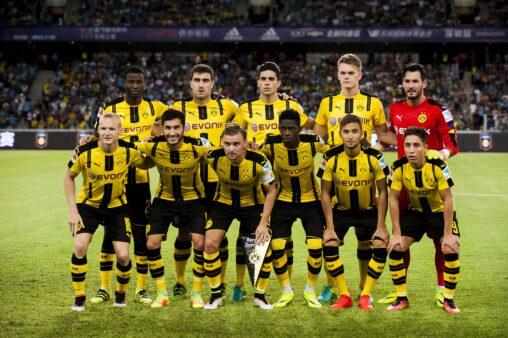 Por onde andam os jogadores do Borussia que participaram de jogo com 12 gols na Champions em 2016
