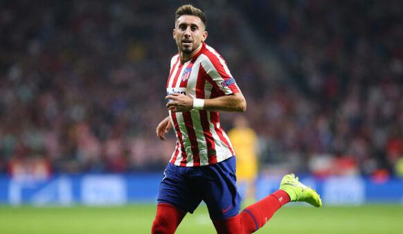 Héctor Herrera Atlético de Madrid