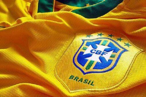 Camisa da seleção brasileira (Divulgação)