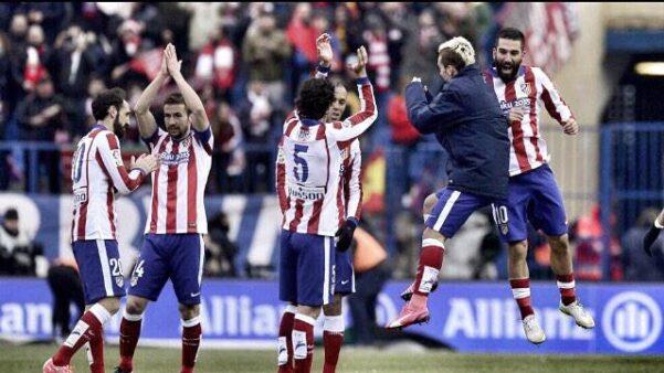 O turco, Arda Turan, relembrou a classificação do Atlético de Madrid contra o Chelsea na semifinal da Champions 13/14