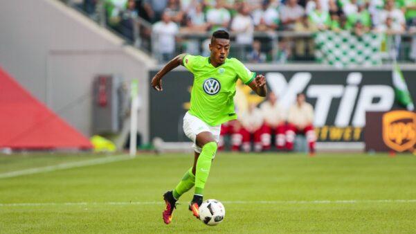 Bruno Henrique atuou no Wolfsburg.