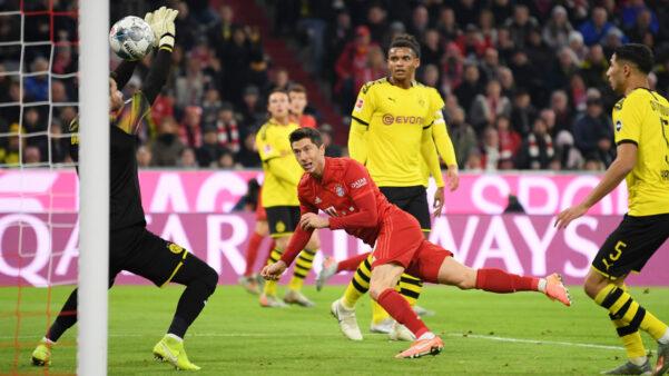 Borussia Dortmund x Bayern de Munique AO VIVO