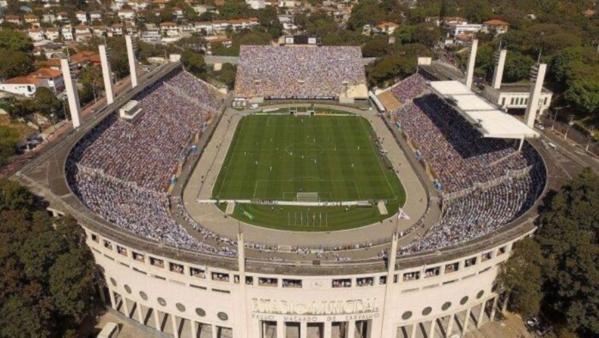 Pacaembu capacidade estádio