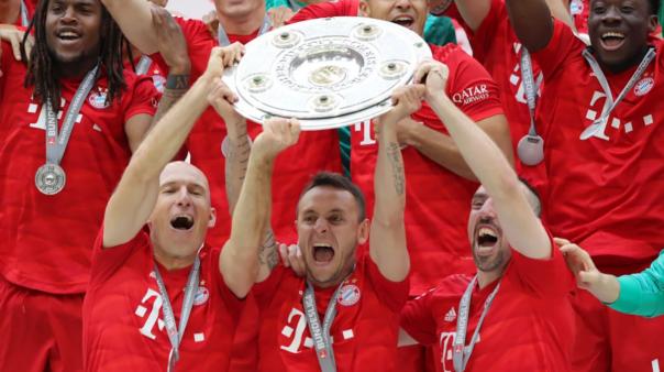 Bayern de Munique Bundesliga