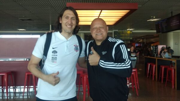 Goleiros mais jogos Corinthians