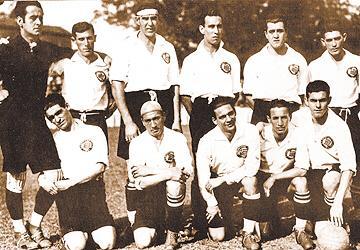 Primeiro gol história Corinthians Fabbi