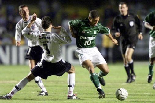 Palmeiras x Corinthians mata-mata