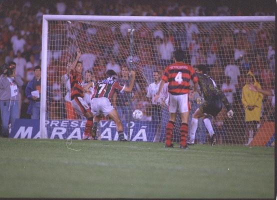 Reprodução/ Twitter oficial Fluminense FC