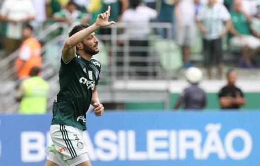 Edu Dracena, ex-zagueiro do Palmeiras