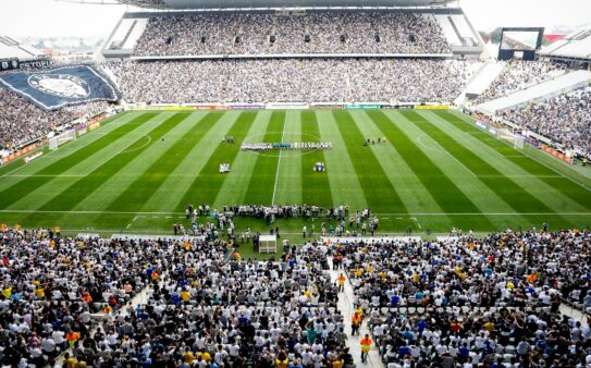 Arena Corinthians Globo naming rights naming rights estádios