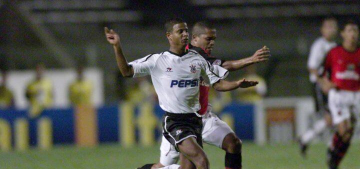 Corinthians Flamengo Marcelinho
